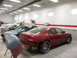 auto body chicago paint