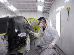 auto body repair hammond painter