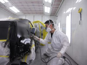 auto body repair valparaiso painter