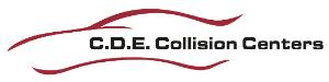 CDE Collision Centers Logo