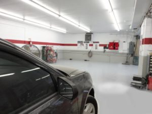 auto body repair chicago inside