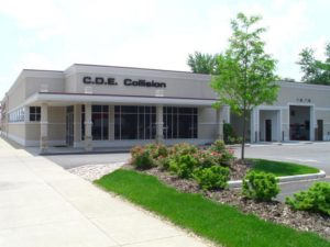C.D.E. Collision Centers Hammond