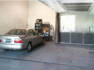 auto body repair lansing paint area