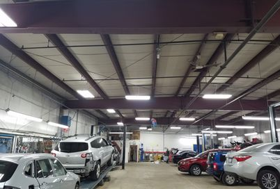 auto body tinley park shop