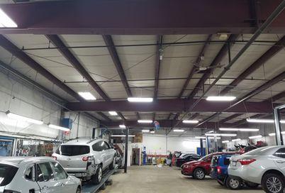 auto body tinley park shop