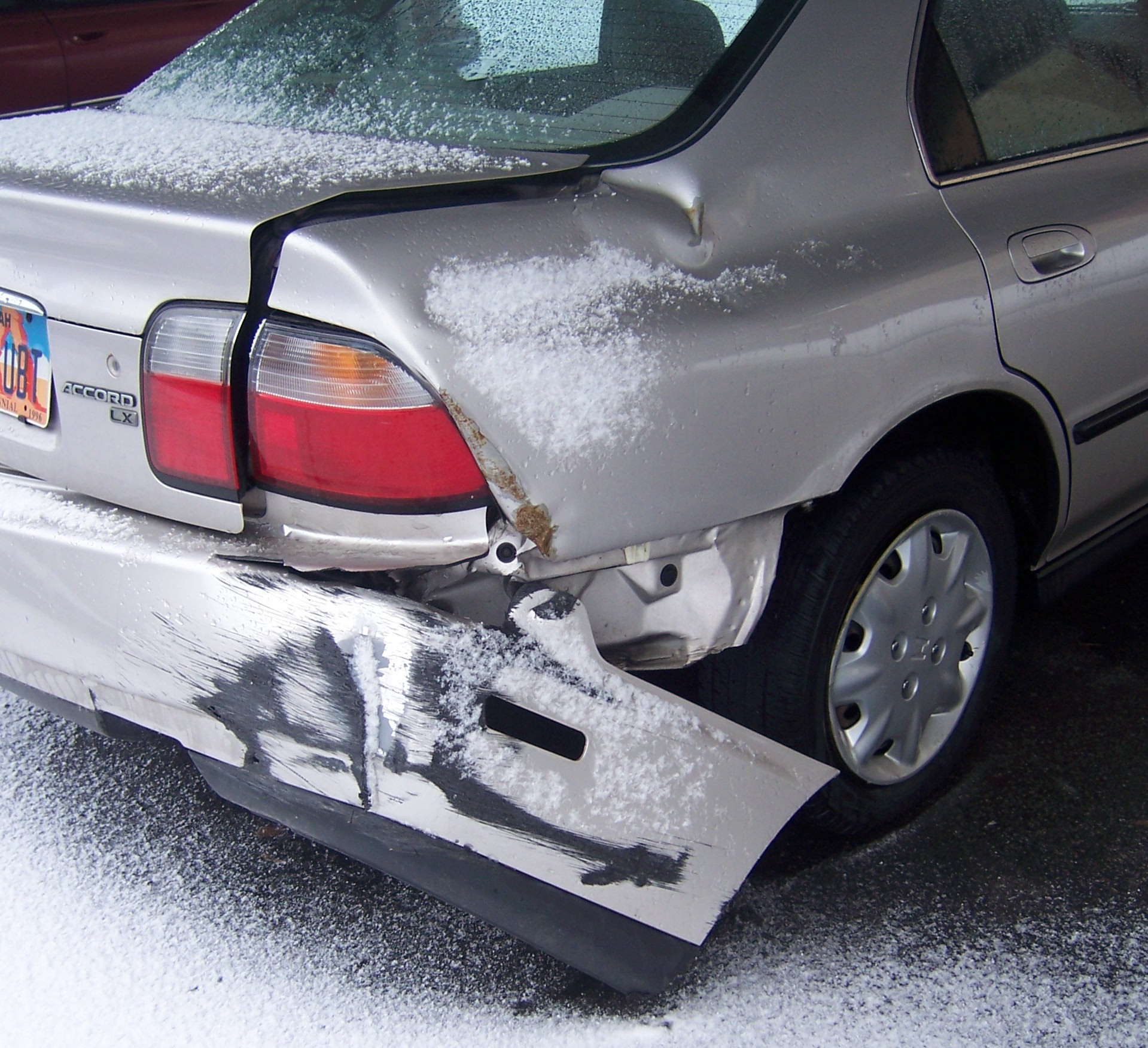 Is my vehicle safe to drive after a car accident